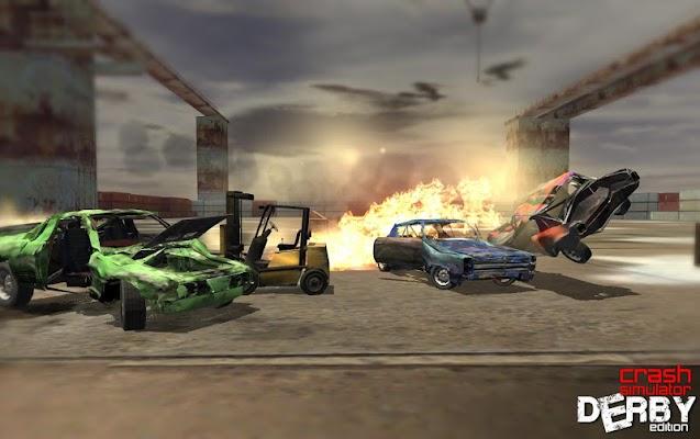 Car Crash Derby Edition - screenshot