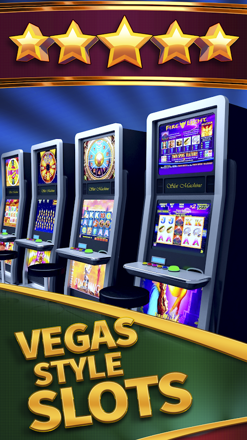 best slot machine app android
