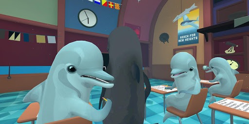 Classroom Aquatic (DEMO) Apk 2