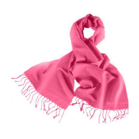 Super Soft Scarf Hot Pink