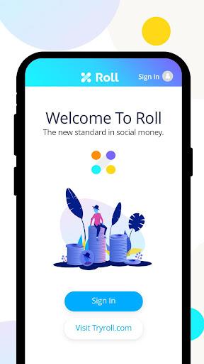 Roll –Social Money screenshot 1