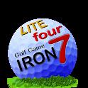 IRON 7 FOUR Golf Game Lite icon