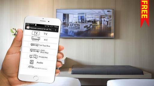 AC & TV, DVD, Set Top Box - Remote control IR 11;11.26 screenshots 1
