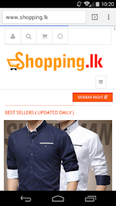 Online Shopping Sri Lanka screenshot 1