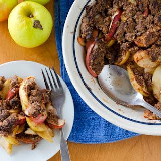 Apple Crisp (Gluten Free)