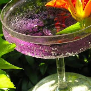 A Violet Crush.