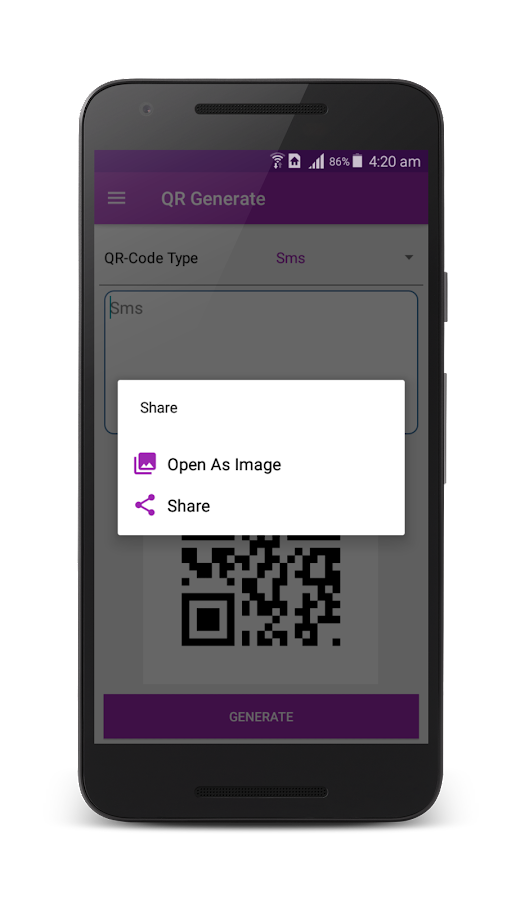 Free QR Code Reader- screenshot