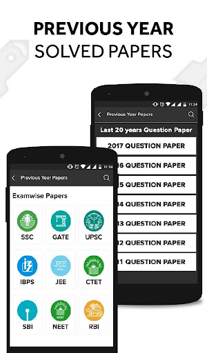 #1 Exam Preparation 2018 App: Quiz,Previous Papers 5.69 screenshots 3