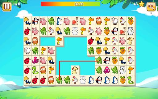 Kawaii Onet - Free Connect Animals 2020 apktram screenshots 12