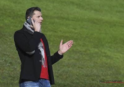 Van Buyten voulait faire venir un ancien international néerlandais au Standard