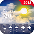 Real Time Weather Forecast Apps  - Weather Update icon