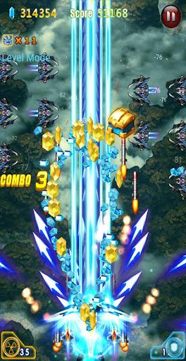 Code Triche Galaxy Shooter - Galaxy Attaque Alien Shooter Th APK Mod screenshots 1