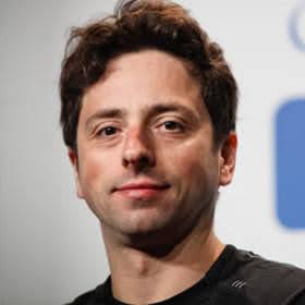 Sergey Brin, cofounder @Google
