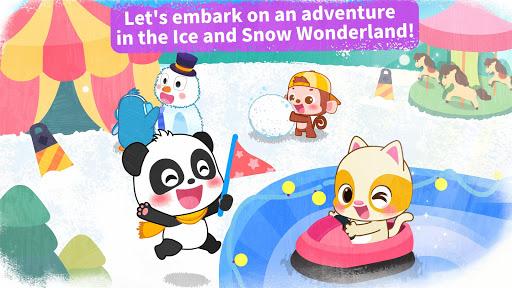 Little Panda's Ice and Snow Wonderland screenshot 5