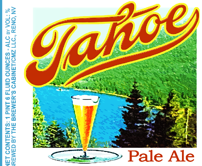 Logo of Tahoe Pale Ale