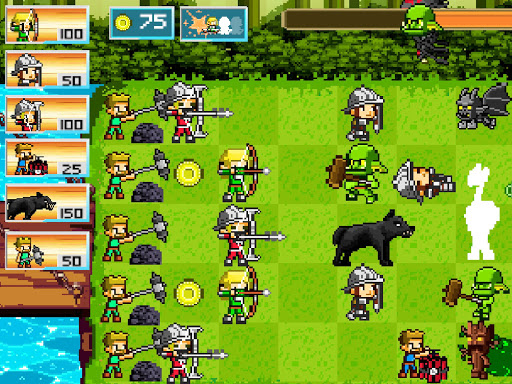 Defenders of the Realm : an epic war ! cheat screenshots 1