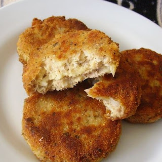 Salmon Patties With Sauce Recipes