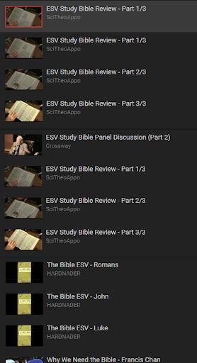 ESV研究聖書