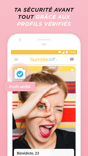 Bumble App datant Android