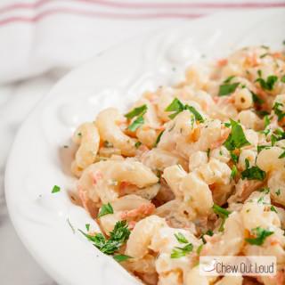 Hawaiian Macaroni Salad (L&L BBQ Copycat)