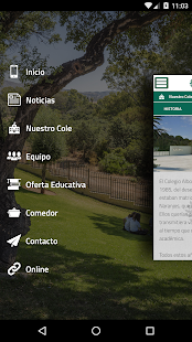 Colegio Alborán- screenshot thumbnail