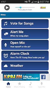 K99.1FM- screenshot thumbnail