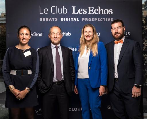 Club Les Echos Digital avec Frédéric Oudéa et Claire Calmejane - Veeva