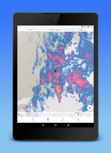 Dark Sky - Hyperlocal Weather  screenshots 9