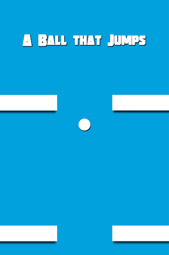 A Ball that Jumps