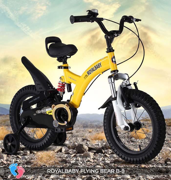 Xe đạp trẻ em Royal Baby Flying Bear b-9 2