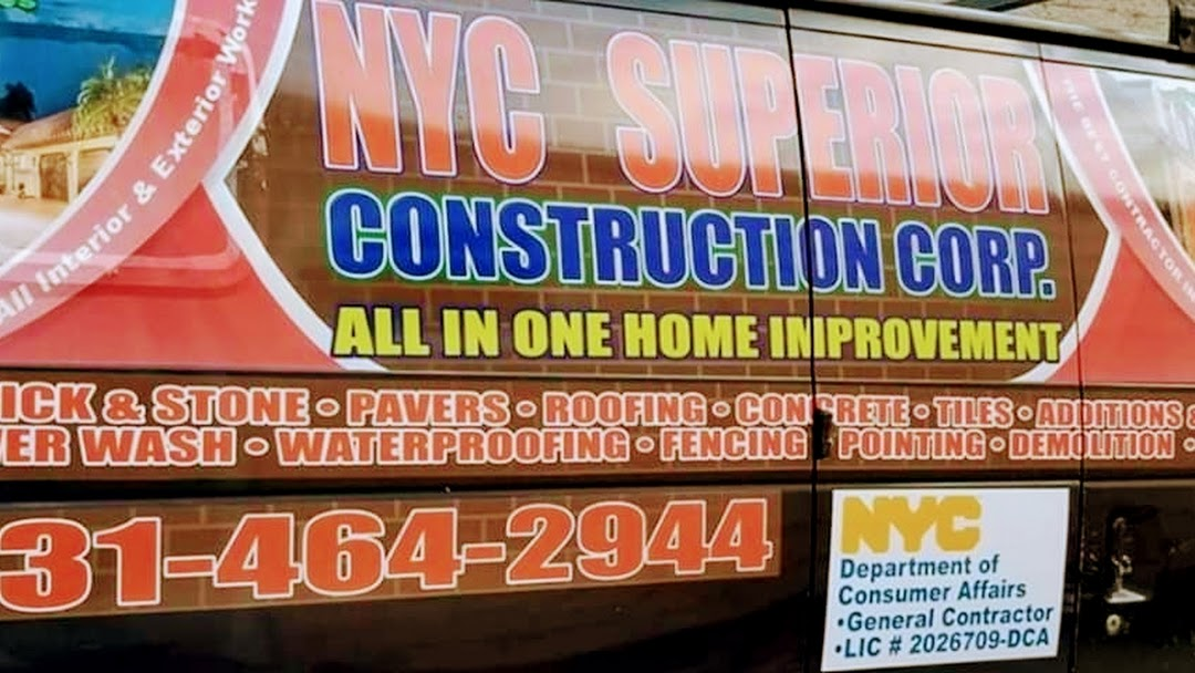 Nyc Superior Construction General Contractor For All Your Construction And Remodeling Needs Call Today For Free Estimate At Competitive Rate