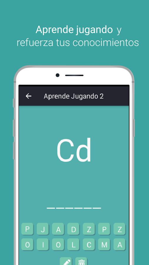 Tabla peridica tamode pro aplicaciones android en google play tabla peridica tamode pro captura de pantalla urtaz Gallery