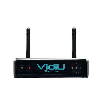 VidiU Go - AVC/HEVC 3G-SDI/HDMI Bonding Encoder