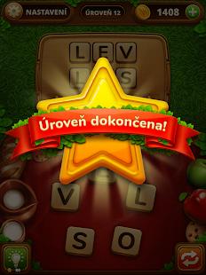Piknik Slovo - Chutn slovn puzzle hra Aplikcie v slube