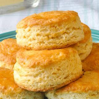 Garlic Butter Biscuits.