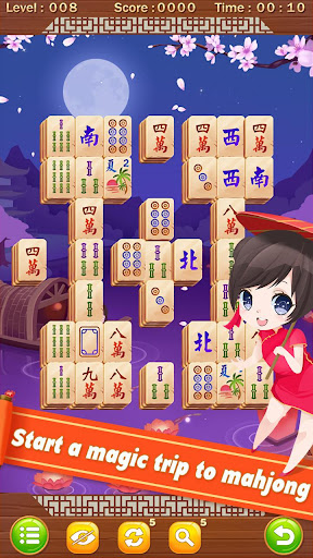 玩免費棋類遊戲APP|下載Mahjong Solitaire app不用錢|硬是要APP