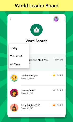 Word Search Game : Word Search 2020 Free 11.8 screenshots 24