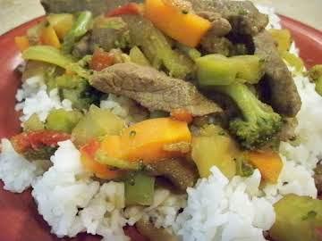 Quick & Easy Beef Teriyaki