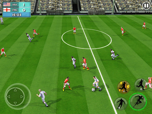 Play Football 2017 Game  screenshots 9