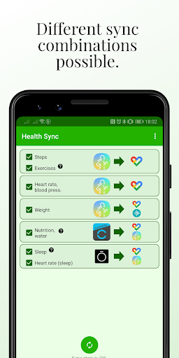 Health Sync 6.6.3 screenshots 1
