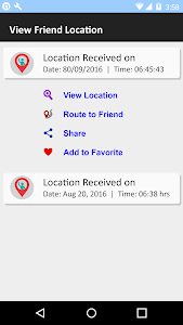 GPS Route Finder screenshot 3