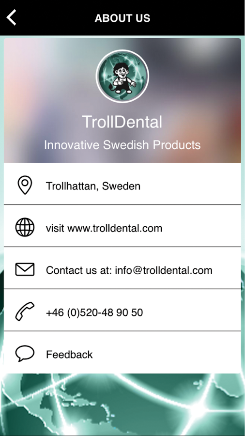 TrollDental International- screenshot