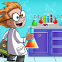 Science Experiment Lab: Crazy Scientist Fun Tricks icon