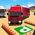 Truck Parking Adventure 3D:Impossible Driving 2018 icon