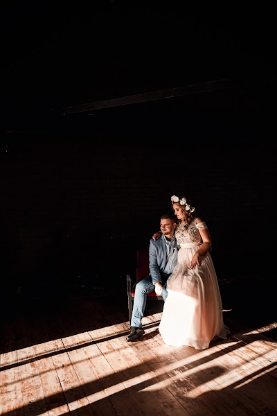 Wedding photographer Kristina Dudaeva (KristinaDx). Photo of 05.01.2019
