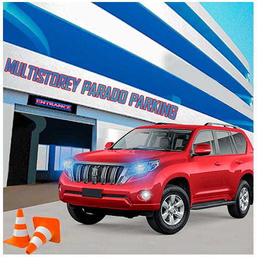 Real Plaza Car Parking Driver Simulator 3D