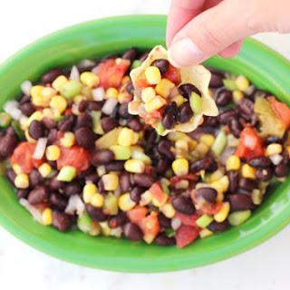 Cowboy Caviar Recipe {Black Bean Dip} Recipe