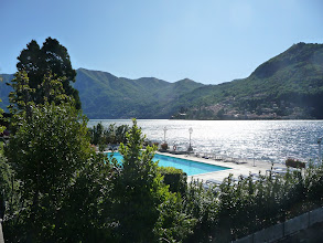 Photo: Mille Miglia tour 2012 Tuesday, day 5, Grand Hotel Imperiale, Moltrasio, Lake Como