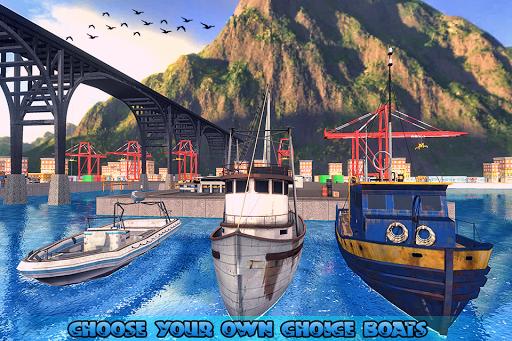 Fishing Ship Simulator 2020 : Fish Boat Game painmod.com screenshots 15