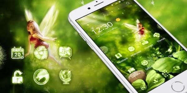 Green Forest Fairy screenshot 3
